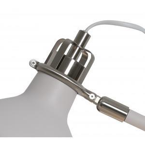 Arc led rock adjustable table lamp