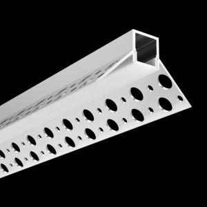 ARC-PBCI-3M 3 Metre Inside Corner Plaster-In Aluminium LED Profile