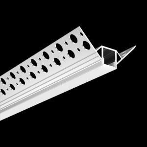 ARC-PBCO-3M 3 Metre Outside Corner Plaster-In Aluminium LED Profile