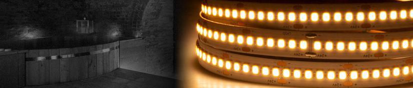 Spotless LED Light Tape, Bright Lighting Strips | ArcLED UK