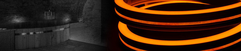 Side Bend Neon Flex LED Lights, Flexible Lighting Strips   ArcLED