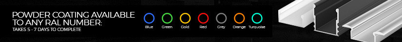 LED Profiles, Aluminium Channels & Extrusions | ArcLED