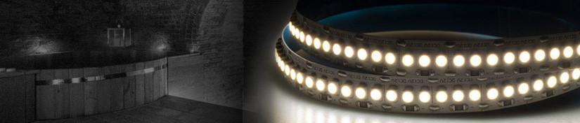 12v LED Tape, White Light Lighting Strips | ArcLED Supplies UK