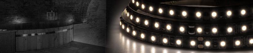 24v LED Tape, Cool & Warm White Light Strips | ArcLED Lighting UK