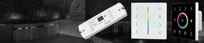 DMX LED Controller, Dali Dimmable Switches | ArcLED