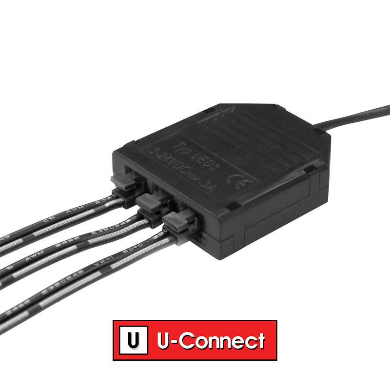 U-Connect Splitter