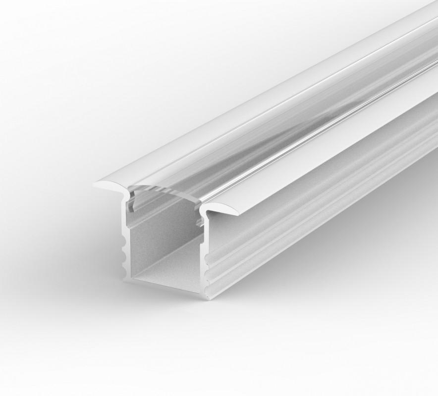 Arc LED Deep Recessed White