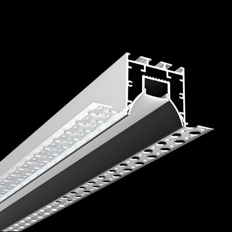 Arc LED Anti Glare Plaster in Profile
